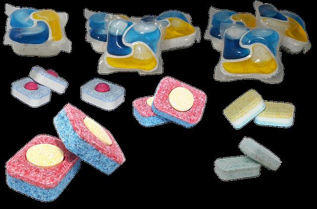 tablety do bazénu