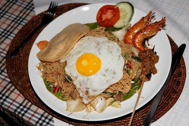 exotický pokrm