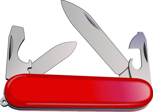 kapesní nůž